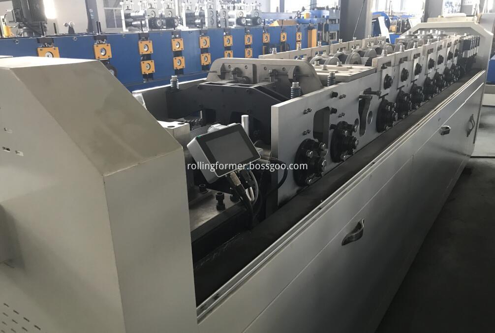 89 CU profile light gauge steel framing machine 7
