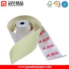 Rolos de papel ISO NCR com preço competitivo