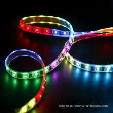 High Lumen impermeável IP68 5050 RGB LED Party luz, 5 metros rgb levou luz do partido