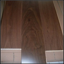 Household Engineered American Walnut Wood Flooring/Wooden Flooring