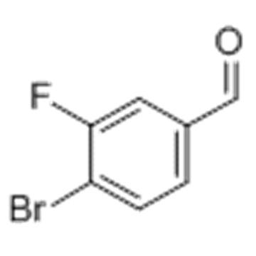 4-Bromo-3-fluorobenzaldehyde CAS 133059-43-5