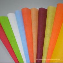 Tissu en feutre en non-tissé de toutes les couleurs