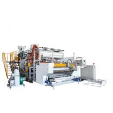 Konventionell Maskinkvalitets Cast Film Extruder Machine
