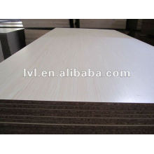 E1 glue white cherry melamine particle board 1220*2440mm