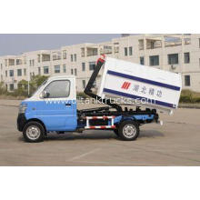 560KG Garbage Collection Truck , Changan 4x2 Refuse Collect