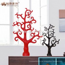 Homewares Dekor Harz handgefertigte Handwerk Draht Baum Skulptur