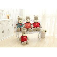 Juguetes de felpa suave juguetes de felpa de oso bubu