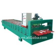 Farbe Stahl Roll Forming Machine Hersteller