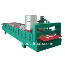 fabricantes de máquina de prensagem de aço cor