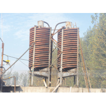 Fiber Glass Spiral Chute For Gold Recovery