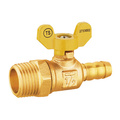 tri-clamp connection 2-way angle valve, model KLJZF-20-Q-SS