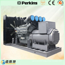 1000kVA 4-Stroke Engine Perkins Engine Diesel Generator