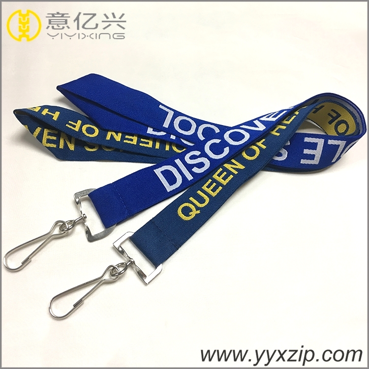 custom retractable lanyard
