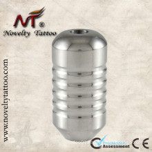 N304017-25mm Stainless Steel Self Locking Tattoo Grips Tubes