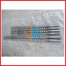 цилиндр шнека экструдера для машины выдувания пленки