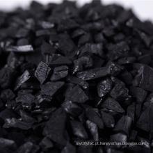 Carvão ativado à base de madeira