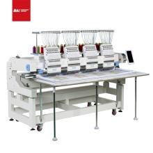 BAI Dahao 4 heads computerized high speed embroidery machine for cap