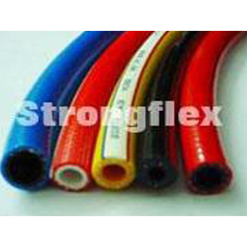 Tuyau d'air flexible en PVC