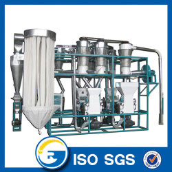 10 Tons per day wheat flour mill machine plant