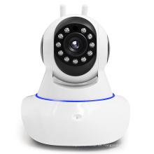 Tienda casera 1080P full HD ip wifi cámara bebé monitor 720 P con intercomunicador de audio