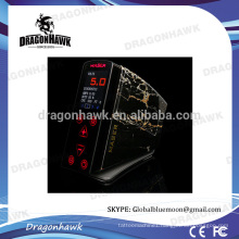 Professional LCD Hand Touch Screen Tattoo Power Supply