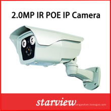 2.0MP Poe IR resistente a la intemperie de la red CCTV Seguridad Bullet cámara IP