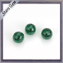 Factory Price Squar Checker Cut Crystal Glass Beads