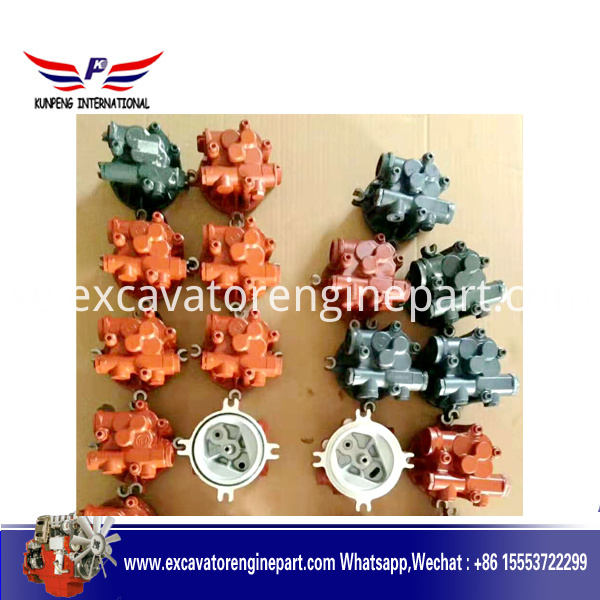 Excavator Hydraulic Piston Pump Spare Parts