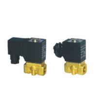 Válvula solenóide de ação direta e normalmente fechada tipo 2/2 vias Válvulas de controle de fluido série 2W