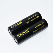 Завода непосредственно продажи Enook 18650 2600mah аккумулятор