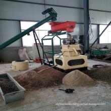 línea de máquina de peletizado de plástico de madera