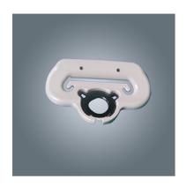 Hebilla de moldeo por inyección de plástico para cinturón de seguridad de automóvil