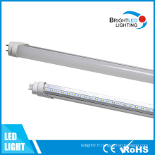 Tubes fluorescents LED T8 homologués UL Tube LED 100lm / W