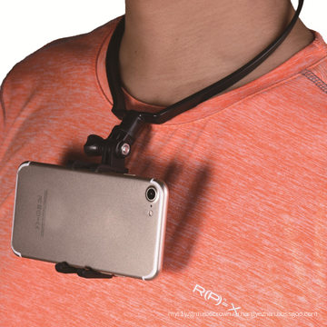 Универсальный сотовый телефон владельца ленивый шеи кольцо держатель для iPhone Samsung