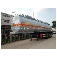 35000 Liters Aqua Ammonia Chemical Tanker Trailer