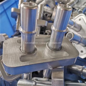 Входное отверстие для алюминиевой пластины водяного охлаждения