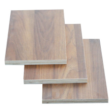 7-ply wood grain natural colorful  faced melamine plywood  for mexico