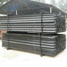alibaba china metal y estrella piquete poste de la valla