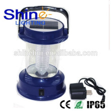 IP65 approved waterproof solor lantern for camping emergency lighting