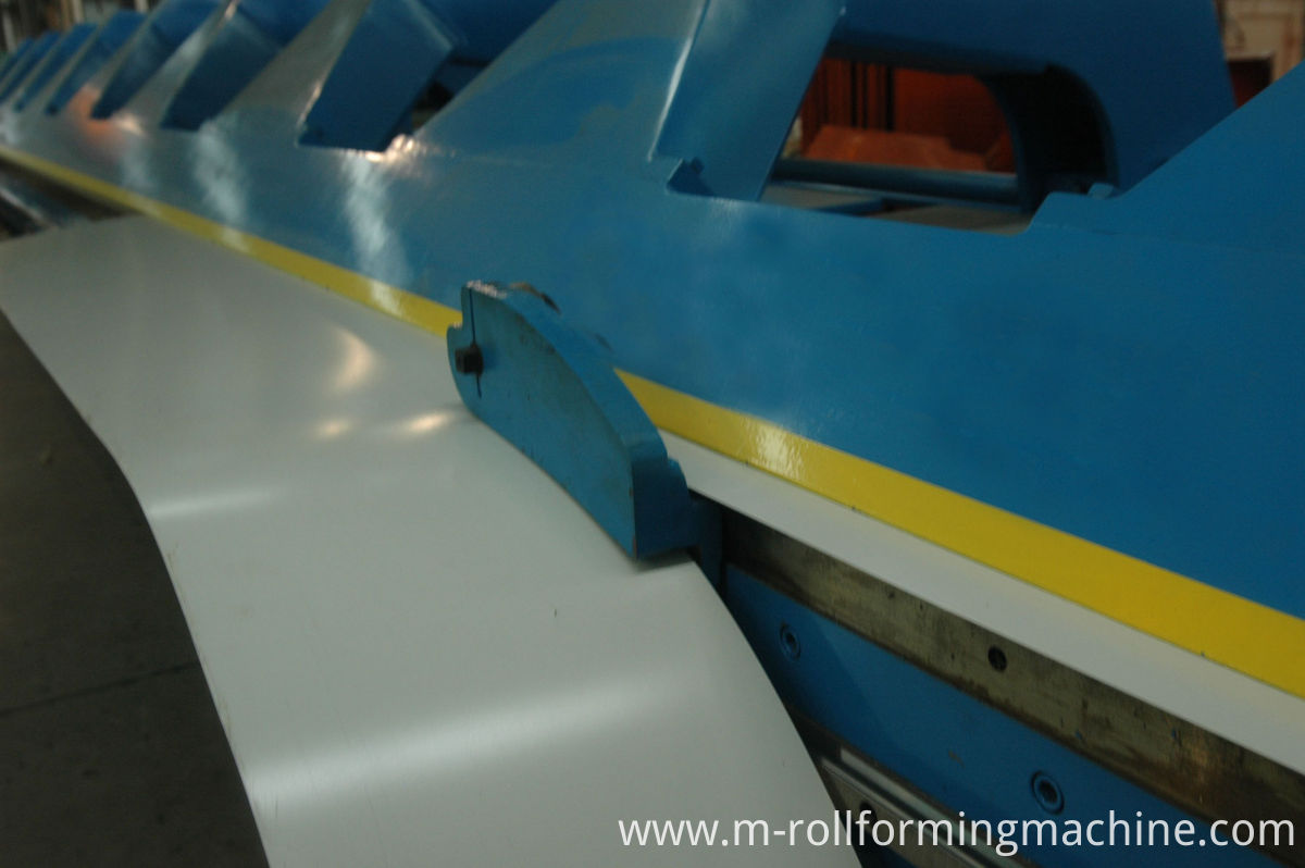 sheet metal slitter machine