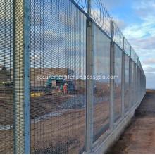 358 Anti-Climb Security Mesh Fence