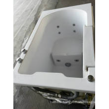 2015 portable whirlpool bath with competitive price