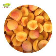 Delicious IQF Frozen Fruits Fresh Apricots Half