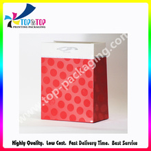 Gloss Spot UV Lamination Paper Gift Bag