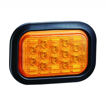 100% Vattentät 10-30V LED Truck Indicator Lihgting