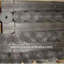 Niedrigkohlenstoff Stahl schwarzer Draht Tuch