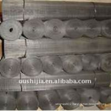 Low carbon Steel Black Wire Cloth