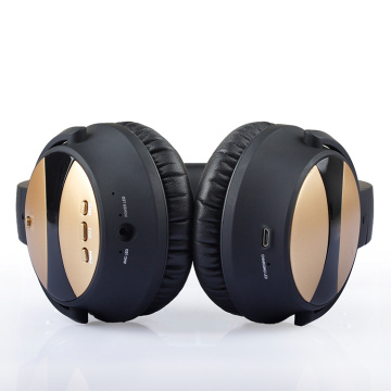 Bluetooth active noise canceling headphones