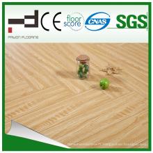 Pridon Herringbone Series Rz009 Plus Revêtement de sol stratifié à texture