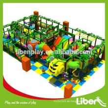 ASTM Standard maßgeschneiderte Kinder Indoor-Soft-Spielplatz Ausrüstung für den Verkauf